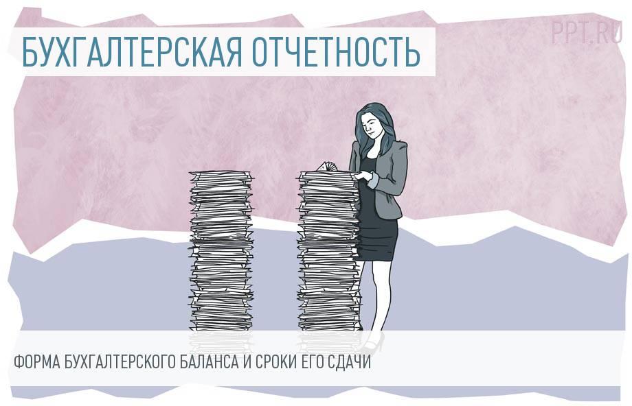 Отчет за 2017 год: бухгалтерский баланс