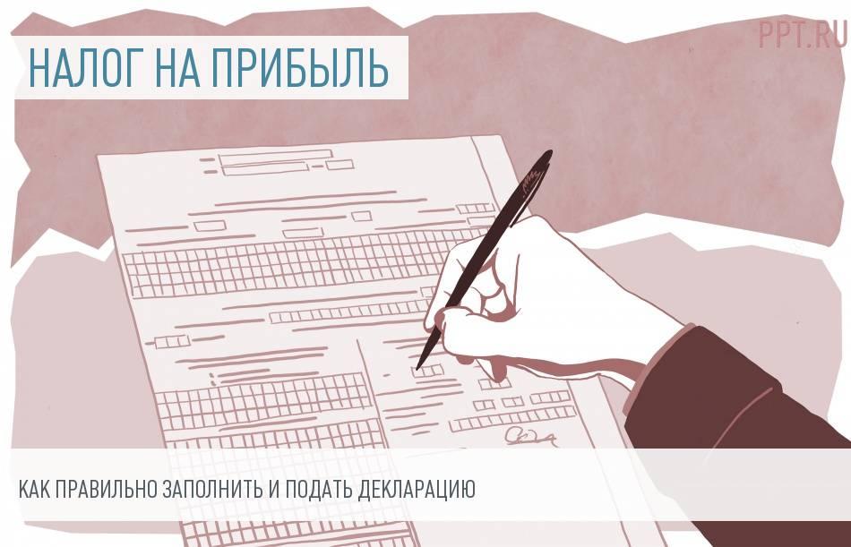 Декларация по налогу на прибыль казенным учреждениям