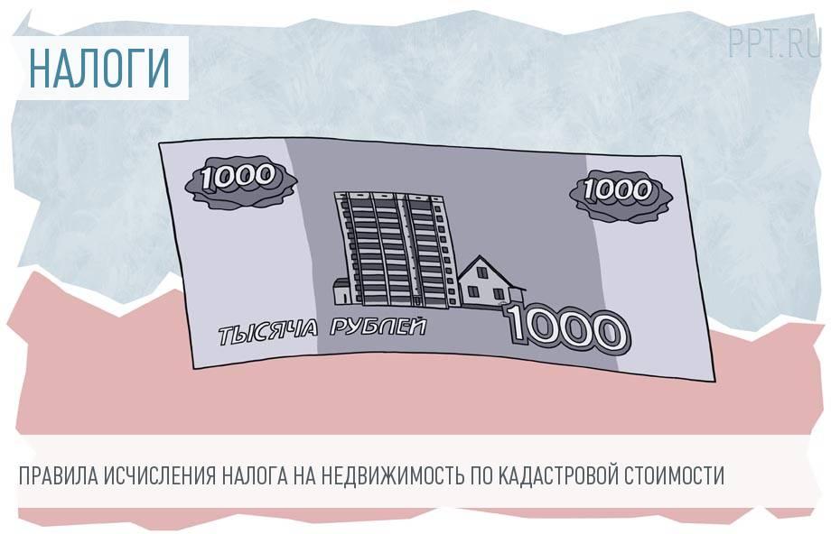 Повышающий коэффициент налога на имущество