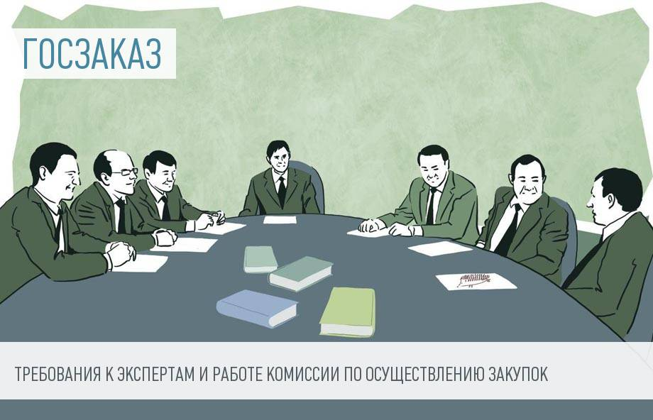 Комиссия по закупкам по 44-ФЗ: задачи, ограничения, требования к документам