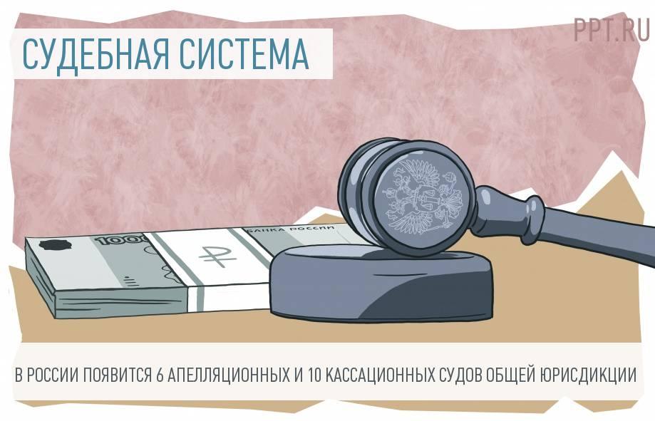 Правосудие станет для граждан дороже: в РФ появится 16 новых судов