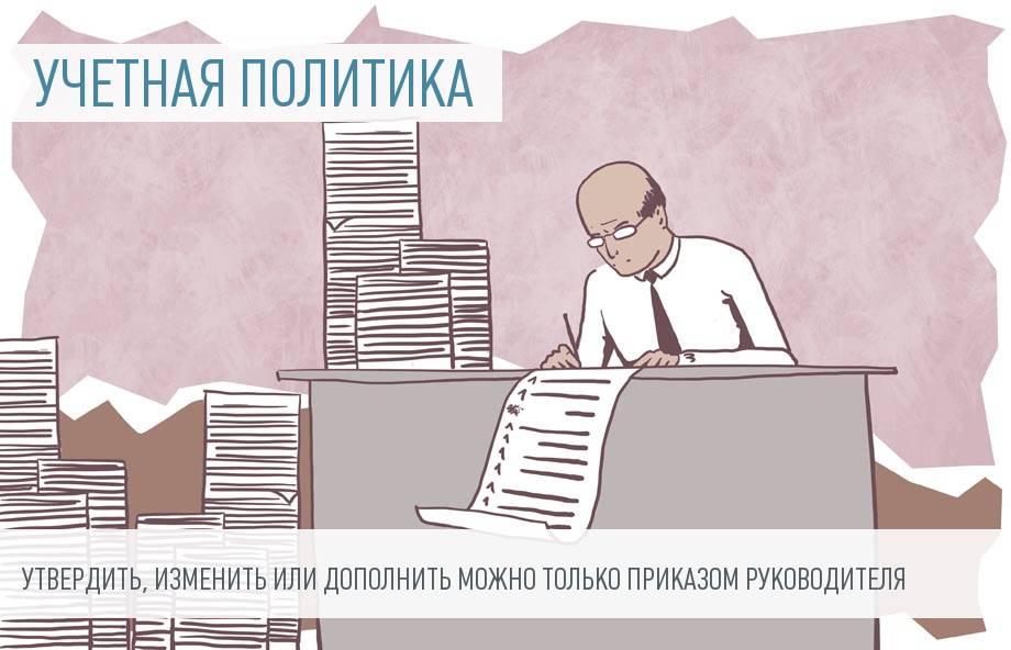 Как составить приказ об утверждении и изменении учетной политики