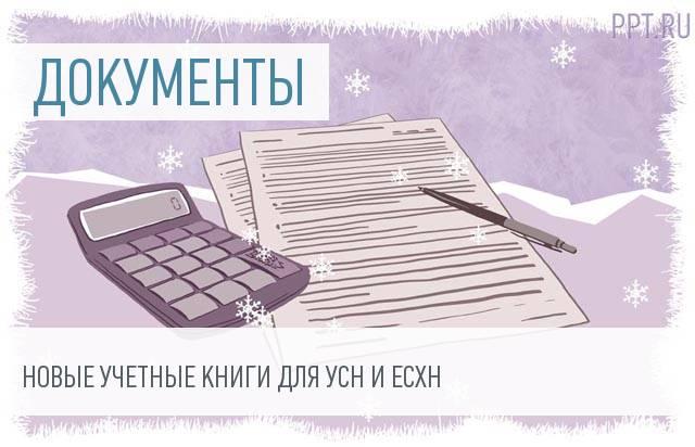 Утверждена новая форма книги учета для предпринимателей на УСН