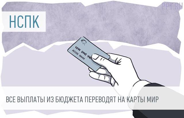 Совет Федерации согласен перевести выплаты бюджетников на карты МИР