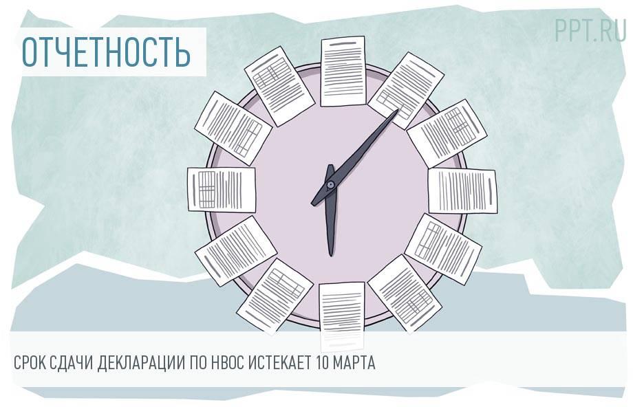 Заканчивается срок подачи декларации о плате за НВОС. Минприроды торопит