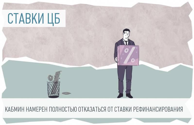 Ключевая ставка ЦБ РФ полностью заменит ставку рефинансирования