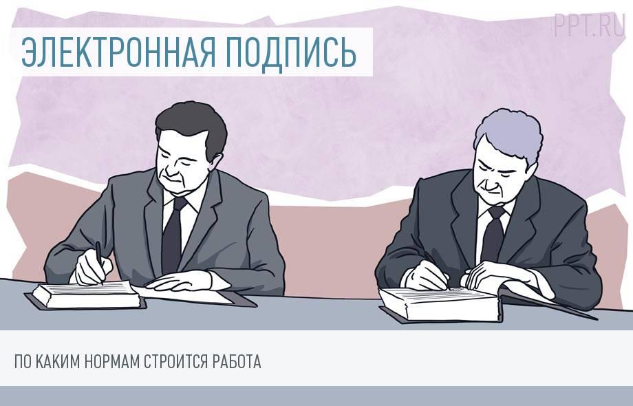 Закон об электронной подписи 63-ФЗ: разберем по пунктам
