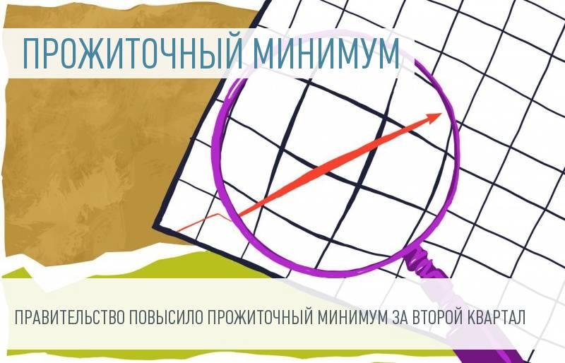 Правительство увеличило прожиточный минимум россиян