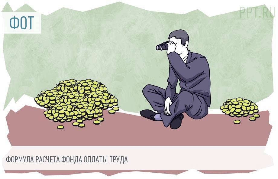 Как рассчитать фонд оплаты труда