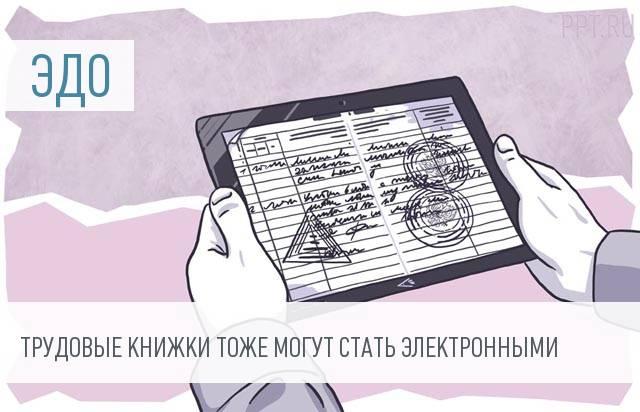 Минтруд протестирует электронные трудовые книжки на Сбербанке