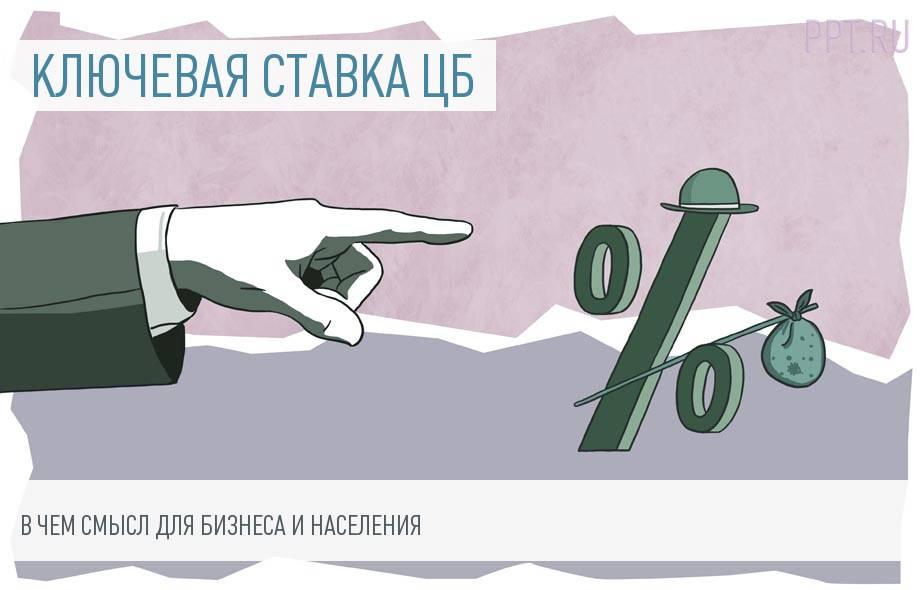 Ключевая ставка ЦБ РФ на 2018 год