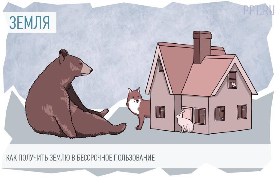 Аренда земельного участка по Земельному Кодексу (ЗК РФ)