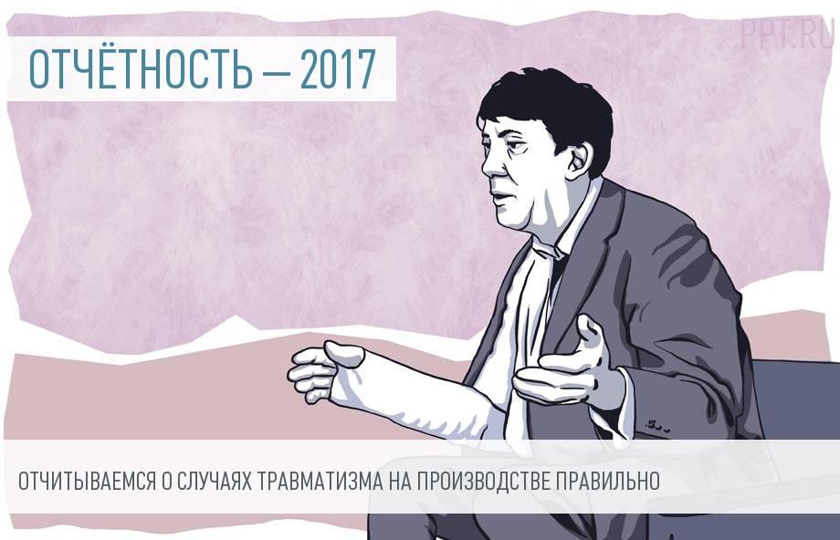 Форма 7-травматизм (2018): новый бланк и пошаговая инструкция заполнения