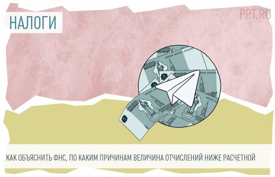 Готовые пояснения для налоговой инспекции по прибыли