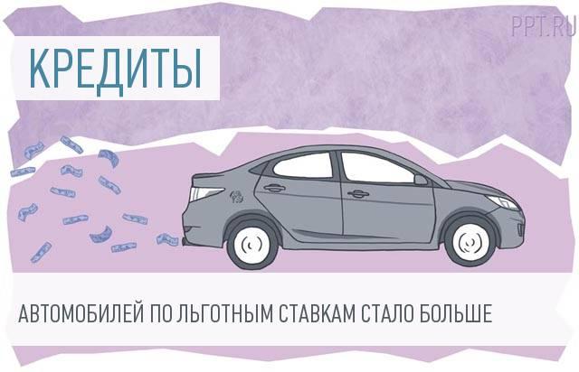 Программу льготного автомобильного кредитования продлили