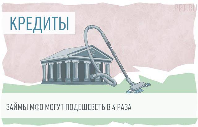 В РФ хотят ограничить ставки помикрокредитам